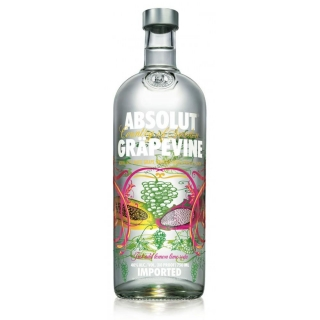 Absolut Grapevine vodka 1l