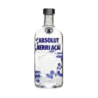 Absolut Berri Acai vodka 1l