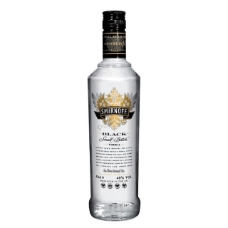 akce Smirnoff Black Small Batch vodka 1 litr