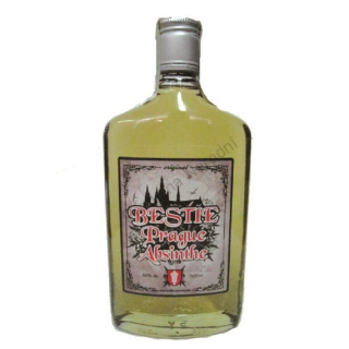 Absinth Bestie Prague 0,5l