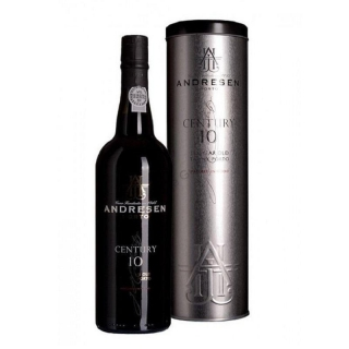 J.H.Andresen Century 10 years old Tawny 0,7