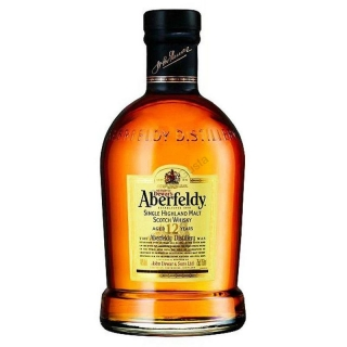 Aberfeldy 12 yo Highland Single Malt Scotch whisky