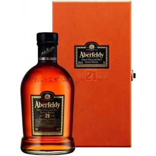 Aberfeldy 21 Year Old Scotch Whisky 0,7