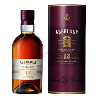 Aberlour 12 Years Old Double Cask whisky 0,7