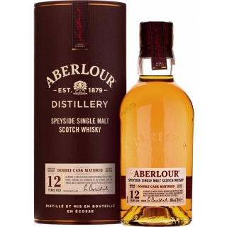 Aberlour 12 Year Double Cask whisky 0,7