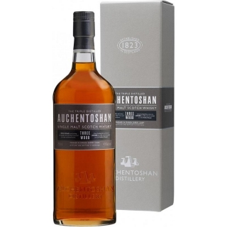 Auchentoshan Three Wood Scotch Whisky 0,7