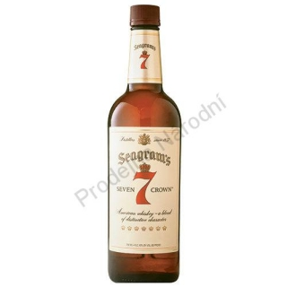 Seagram's Seven Crown American blended whiskey
