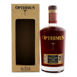 Opthimus 25 Anos Malt Whisky Finish rum