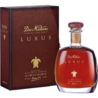 Dos Maderas Luxus Doble Crianza limited edition rum 0,7