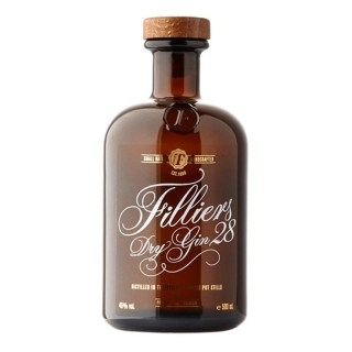 Filliers Dry Gin No. 28