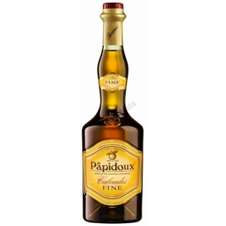 Papidoux Fine French Calvados 0,7