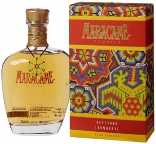 Maracame Reposado 100% Blue Agave 0,Maracame Reposado 100% Blue Agave Tequila 0,7