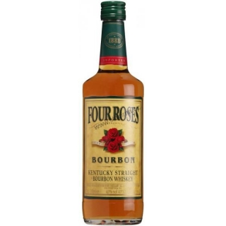 Four Roses Kentucky Straight Bourbon whiskey 1L