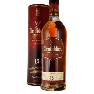 Glenfiddich 15 Years Old Distillery Edition Cask Strength whisky 0,7