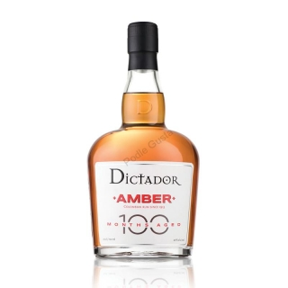 Dictador Amber 100 Month Age rum 0,7