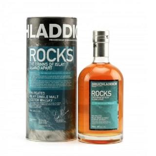 Bruichladdich Rocks Islay whisky 0,7