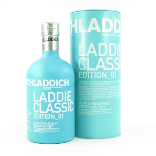 Bruichladdich The Classic Laddie Edition whisky 0,7