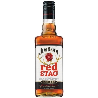Jim Beam Red Stag Black Cherry 0,7