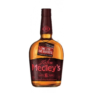 John Medley's aged 6 year - Kentucky Straight Bourbon