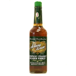 Johnny Drum Green Label Kentucky Straight Bourbon whiskey 0,7