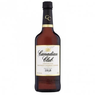Canadian Club whisky 1l