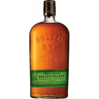 Bulleit 95 Rye Sour Mash Frontier whiskey 0,7