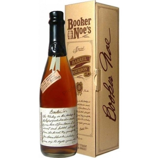 Booker's Small Batch Cask Strength Bourbon Whiskey 0,7