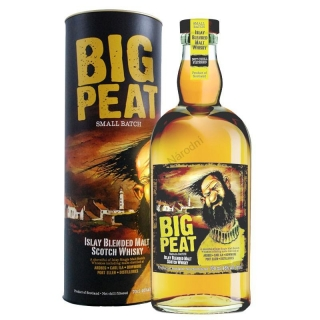 Big Peat Islay blended malt whisky 0,2