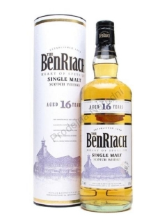Whisky BenRiach 16 Years old 0,7