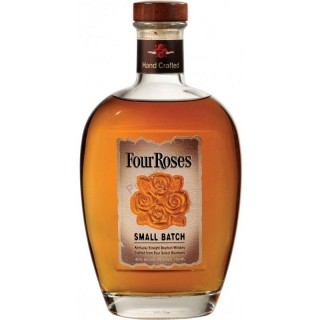 Four Roses Small Batch Kentucky Straight Bourbon Whiskey 0,7