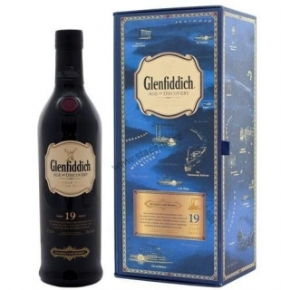 Glenfiddich Age of Discovery 19 yo Bourbon Cask 0,7