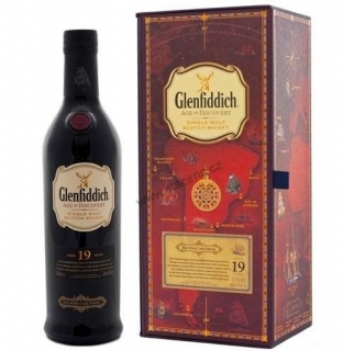 Glenfiddich Age of Discovery 19 yo Red wine Cask 0,7