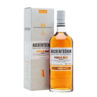 Auchentoshan Virgin Oak ed 2 whisky 0,7