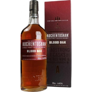 Auchentoshan Blood Oak 14 yo Single Malt Scotch whisky 0,7l