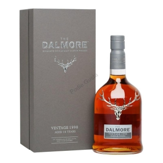 Dalmore 1998 Vintage 18 Year Old whisky 0,7
