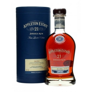 Appleton Estate 21 yo rum 0,7