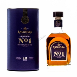 Angostura No.1 Cask Collection 16 yo rum 0,7