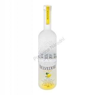Belvedere Citrus vodka 1 litr