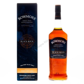 Bowmore Black Rock whisky 1litr