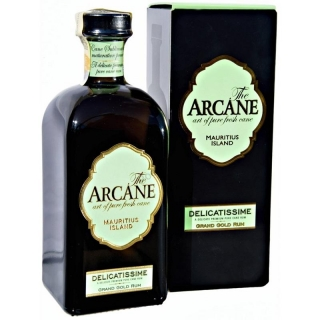 Arcane Delicatissime Grand Gold rum 0,7