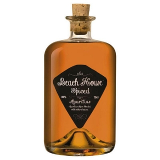 Beach House Spiced Rum 0,7