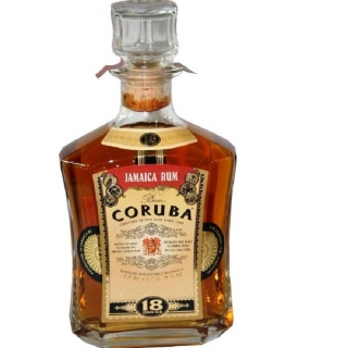 Coruba 18 Years Old Jamaican Dark Rum 0,7