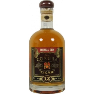 Coruba Cigar 12 Years Old rum 0,7