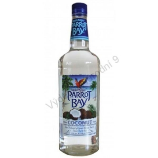 Captain Morgan Parrot Bay Coconut rum 1l