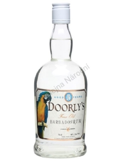Doorly's 3 yo white rum 0,7