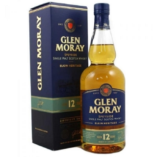 Glen Moray Elgin Heritage 12 yo whisky 0,7