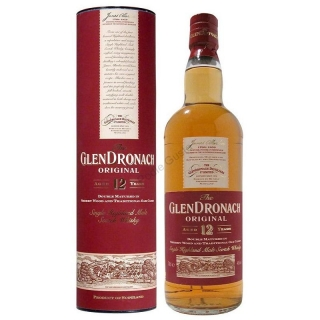 GlenDronach Original 12 Single Malt Scotch Whisky 0,7