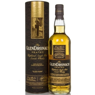 GlenDronach Peated whisky 0,7