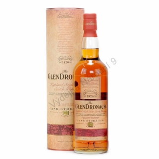 GlenDronach Cask Strength Batch 4 whisky 0,7