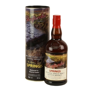 Glenfarclas Springs whisky 0,7